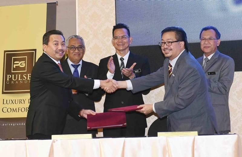 Putrajaya Shangri-La Rebranded as One of Pulse Grande Hotel Properties