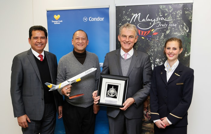 Condor Airlines Commences Winter Service to Kuala Lumpur in 2018