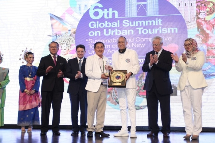 """6th Global Summit on Urban Tourism (6th GSUT) """"Sustainable and Competitive Tourism on the New Urban Agenda"""""""