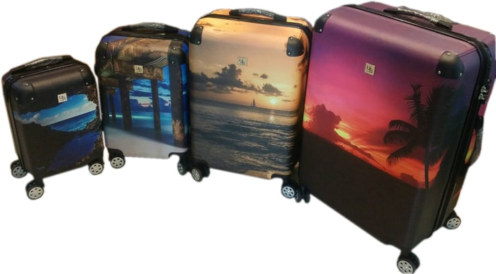 Customized Ugly Bagz Travel Photo Competition