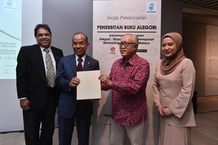 Galeri PETRONAS Launches 'ALEGORI' Publication Documenting Malay Cultural Heritage in Classical Manuscripts