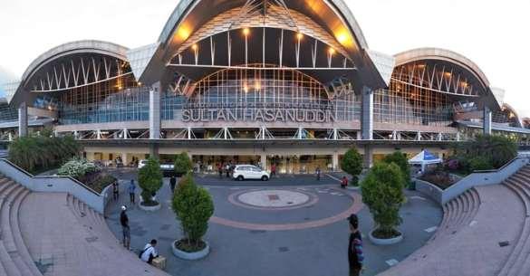 Sultan Hasanuddin Airport Makassar