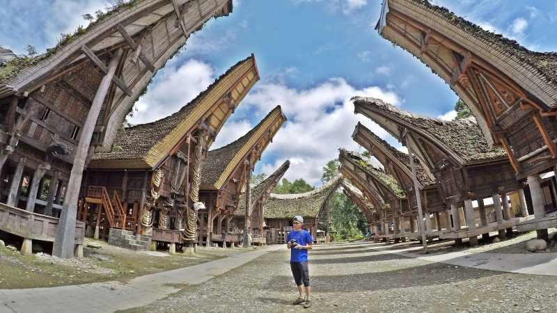 Transcendental Journey from Makassar to Toraja