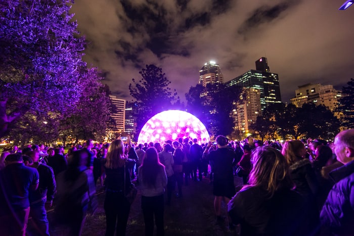 WHITE NIGHT 2018: Alight, Alive and Shining More Brightly Under the Cover of Dark