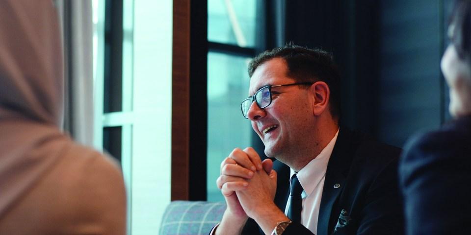 Interview with Thomas Gassner, GM of Sofitel, Kuala Lumpur Damansara