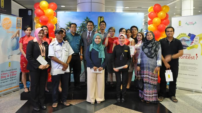 Eraman Rewards 39 Loyal Customers with Exotic Holiday Packages, ASEAN Flight Tickets & Shopping Vouchers Totalling of RM40,000