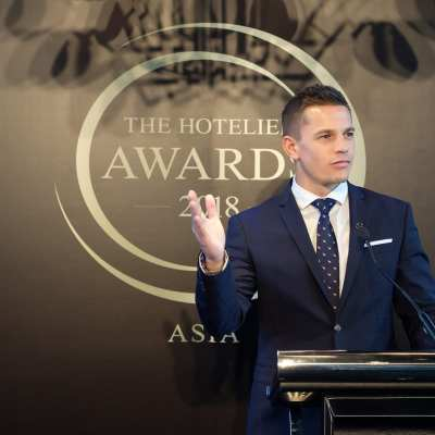 The Hotelier Awards Asia 2018