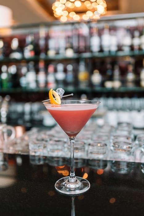 Fullerton Concours Cocktail