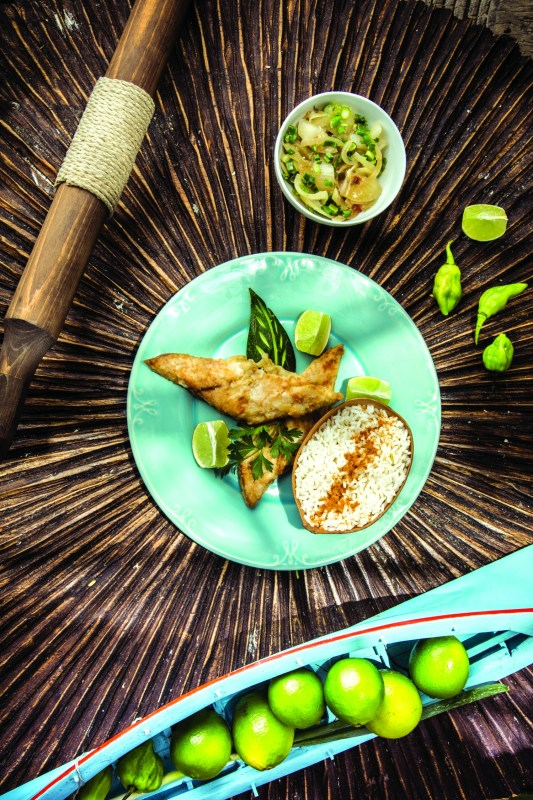Club Med Bali: The Deck is Club Med's first gourmet restaurant in Asia