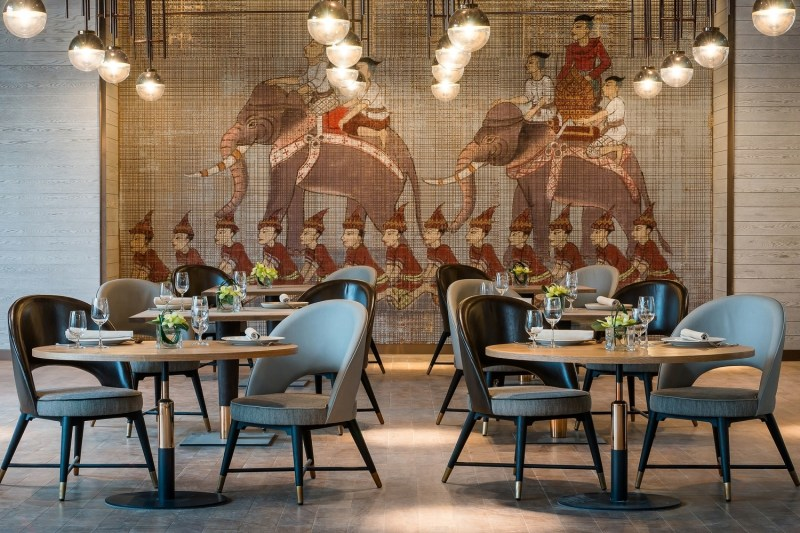Bangkok Marriott Hotel The Surawongse Opens Within The City's Newest Creative District