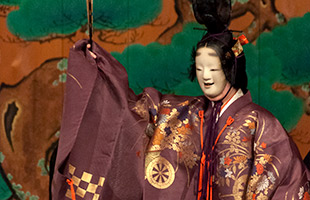 """Keio Plaza Hotel Tokyo Collaborates with The National Noh Theatre to Host Live""""Noh"""""""