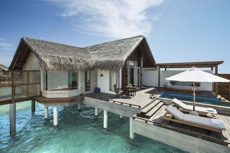AccorHotels Introduces First Fairmont Resort in Maldives with World's First Semi-Submerged Underwater Art Installation