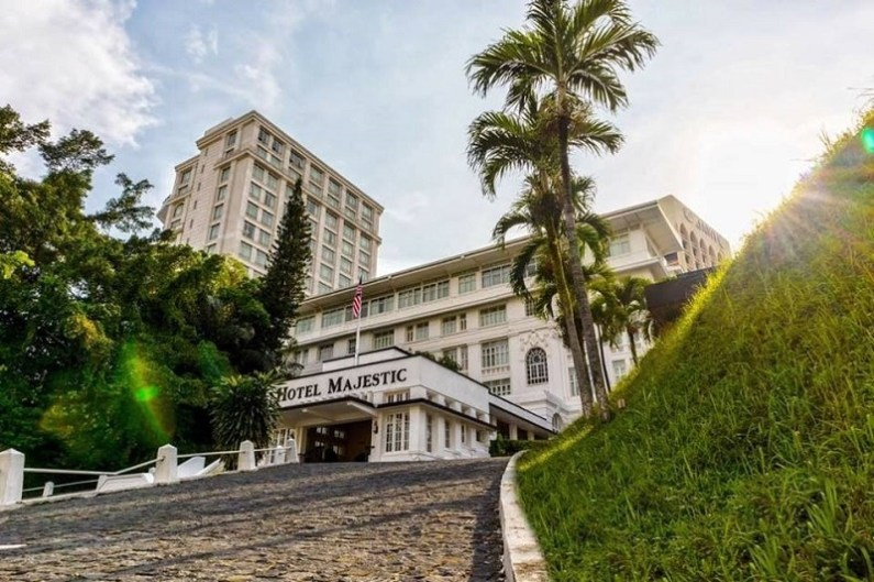 Image source: The Majestic Hotel Kuala Lumpur's Facebook page