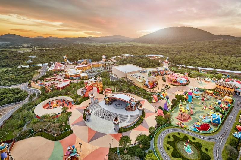 Jeju Shinhwa World: The New Beacon from the Land of Morning Calm