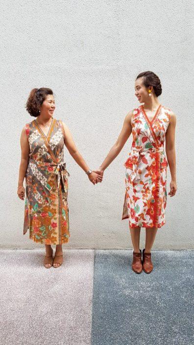 Singaporean Designer: YeoMama Batik