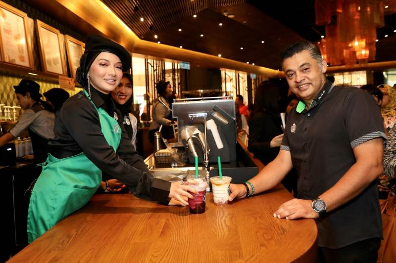 Starbucks Malaysia Introduces 'My Cups of Kindness' Campaign in Malaysia