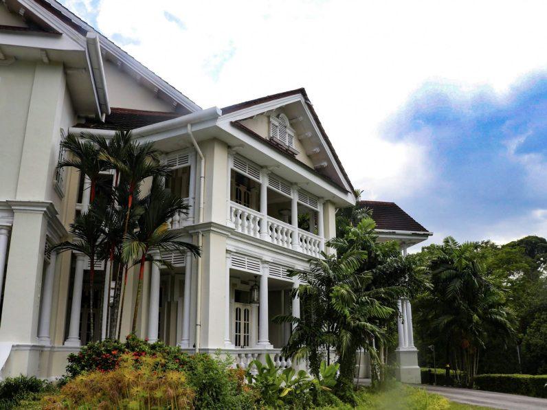 The iconic Carcosa Seri Negara: Malaysia's Heritage Mansion