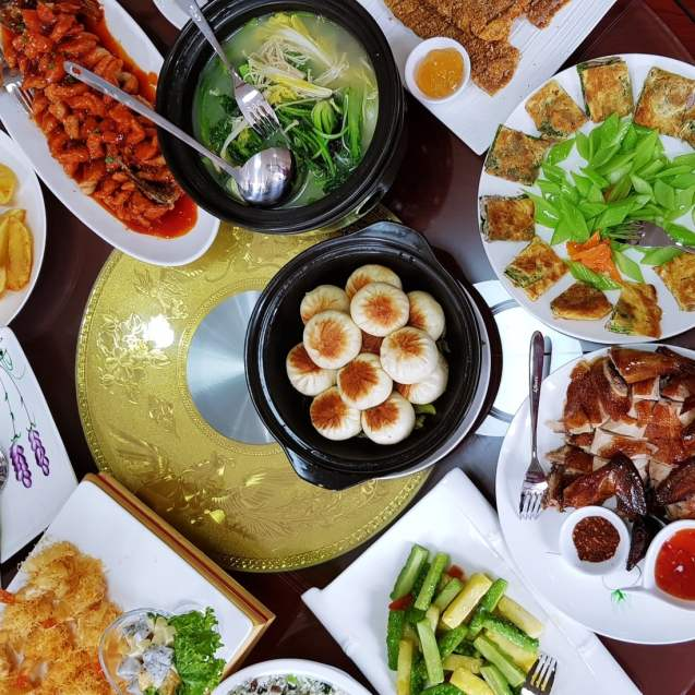 Dalv Xingyue Bay No. 9 restaurant