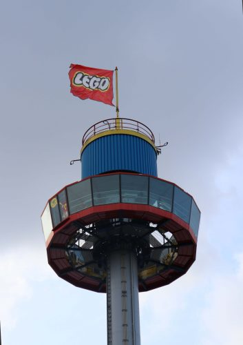 The Observation Tower at Legoland Malaysia Resort