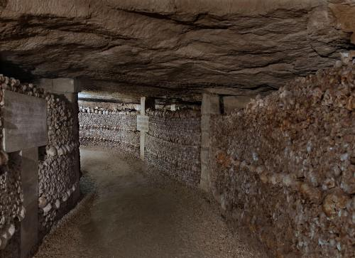 Catacomb of Paris, France