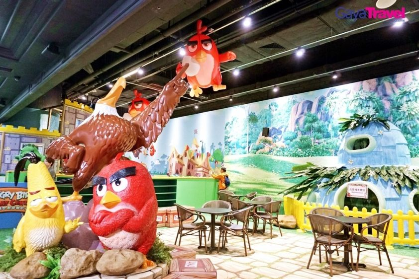 Angry Birds Play Centre