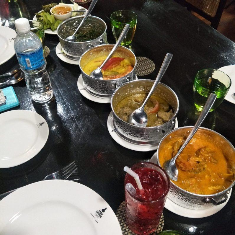 Authentic Perak dishes