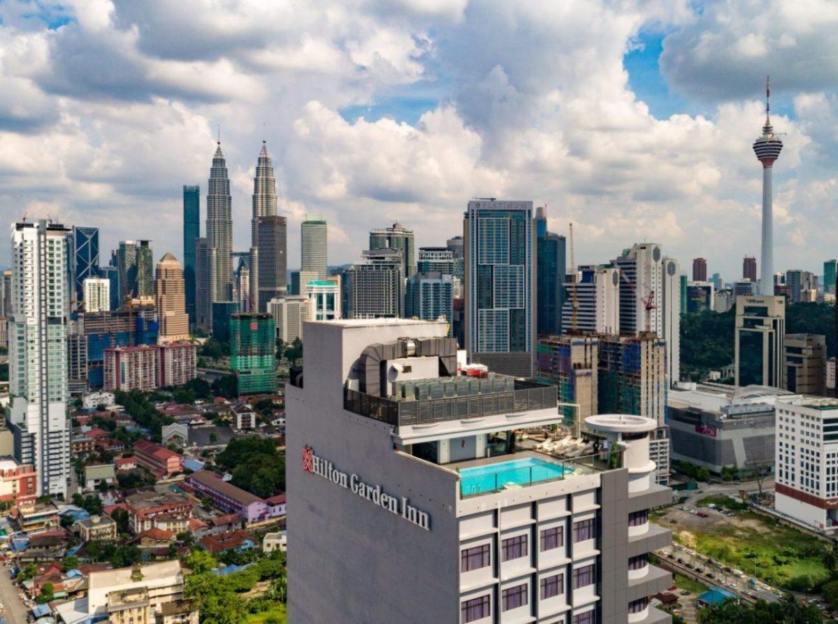 Hilton Garden Inn Jalan Tuanku Abdul Rahman South is Now Open
