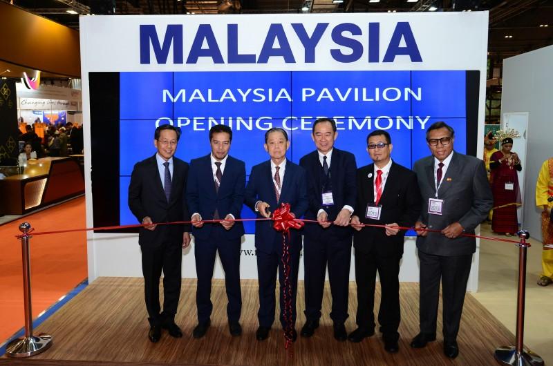 Malaysia Participates in WTM 2018