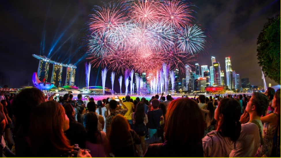 Hit The Year-End With an All-Time High in Singapore