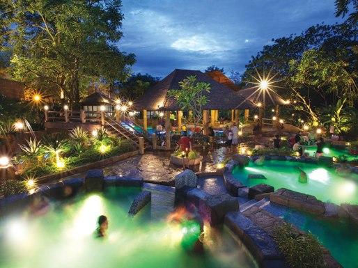 Lost World of Tambun Hot Springs and Spa