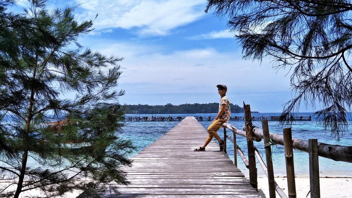 Unwinding at Seribu Islands & Jakarta