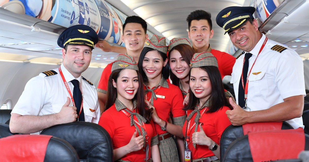"""Vietjet wins """"Best Ultra Low-Cost Airline"""" Award for second consecutive year"""