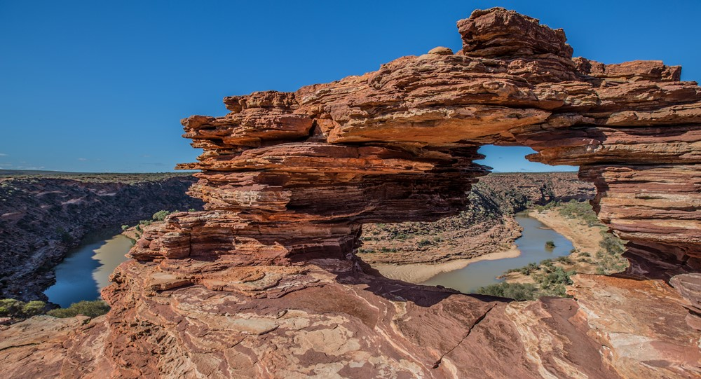 Natures Window in Kalbarri National Park (Picture Credit: Tourism Western Australia)