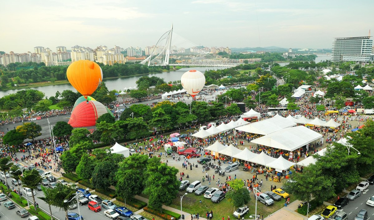 10th MyBalloonFiesta Returns to Putrajaya