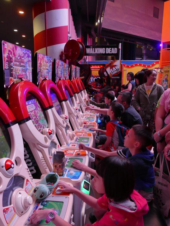 BigTop Video Games Park 3