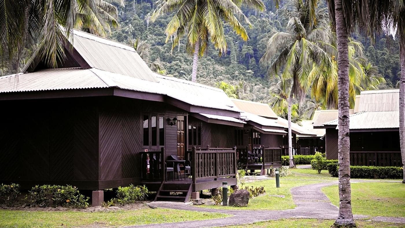 Chalets at Berjaya Tioman Resort