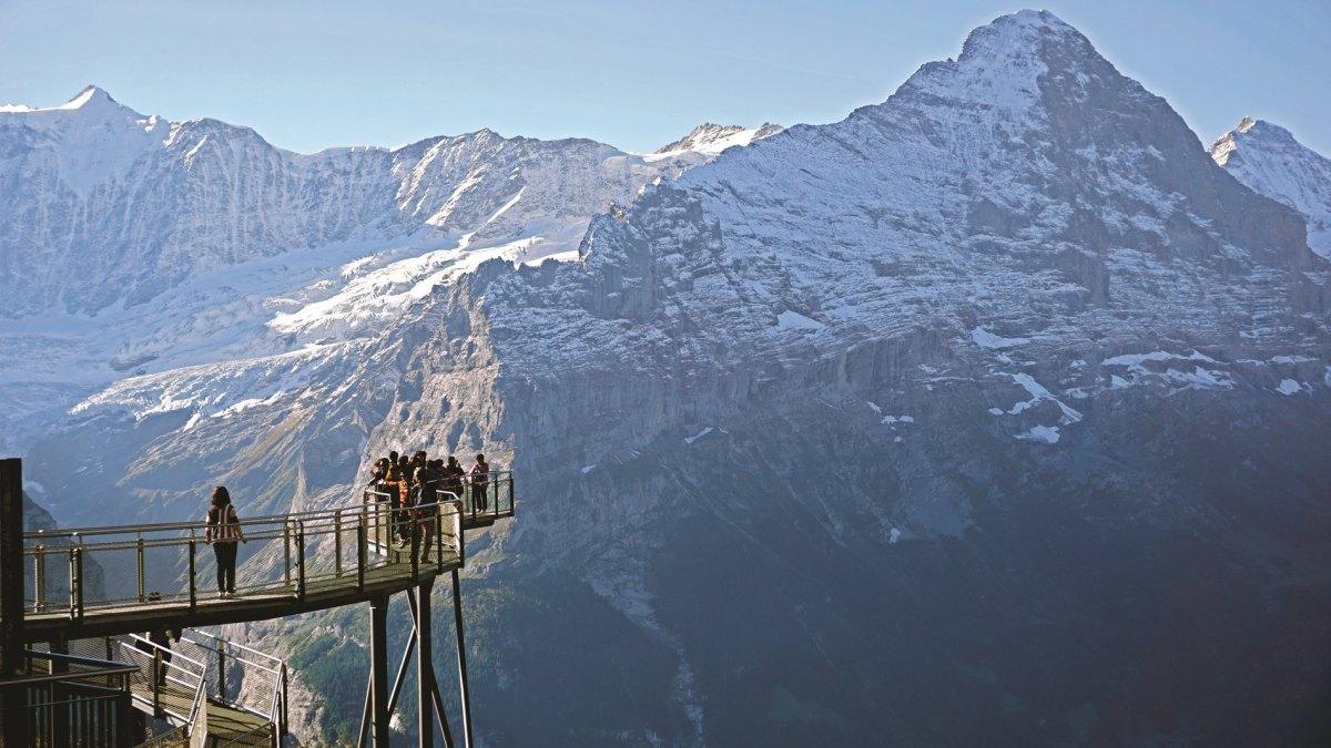 Jungfrau Region – High Alpine Wonderland