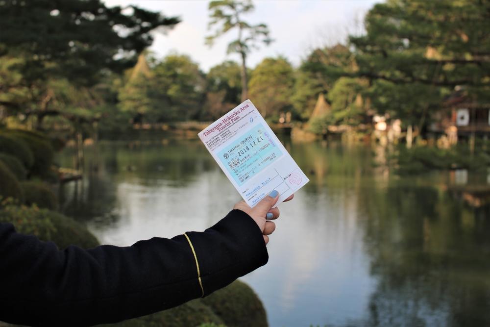 JR Takayama-Hokuriku Pass