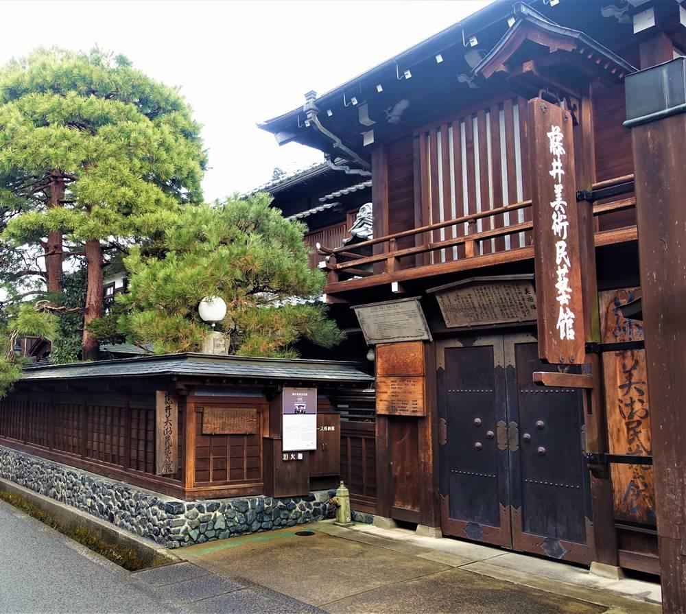 Old Town Sanmachi Street, Takayama