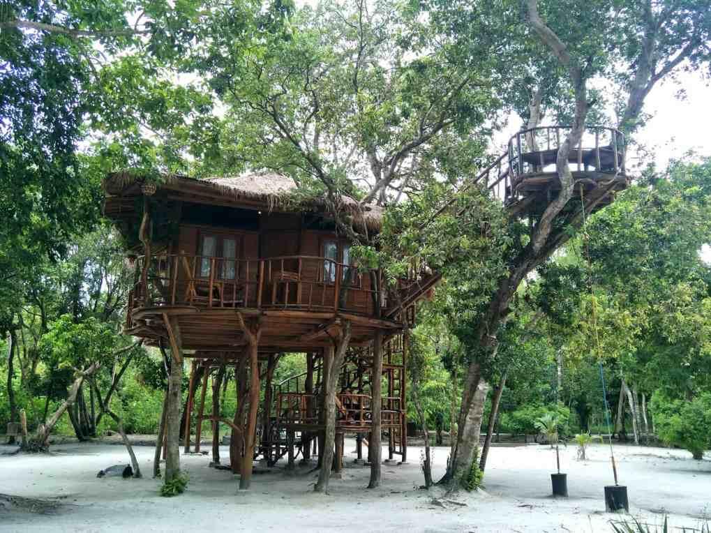 Leebong Island