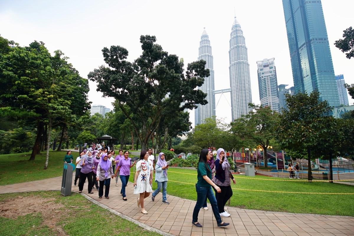 Kuala Lumpur Convention Centre's Journey To #BalanceforBetter!
