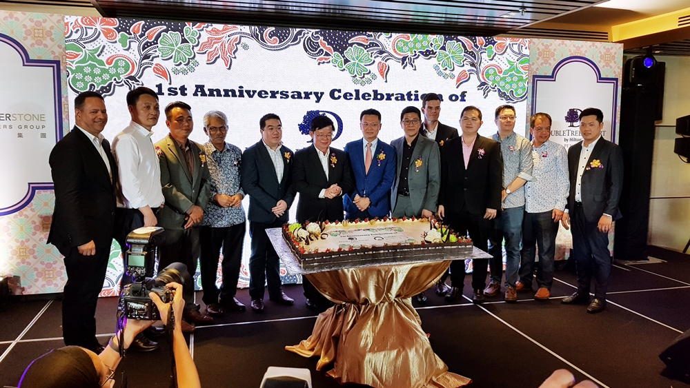 DoubleTree Resort by Hilton Penang Celebrates First Anniversary