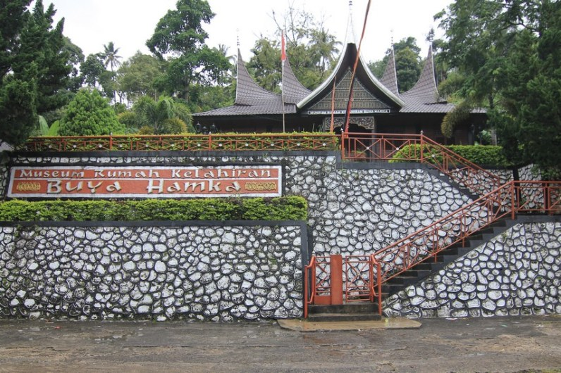 5 Places to Experience Folklore and Literature in Padang, Indonesia