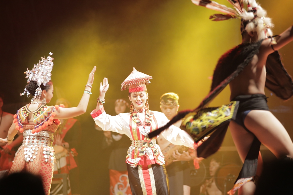 Sarawak Hosts the Region's Largest World Music Event – The Rainforest World Music Festival