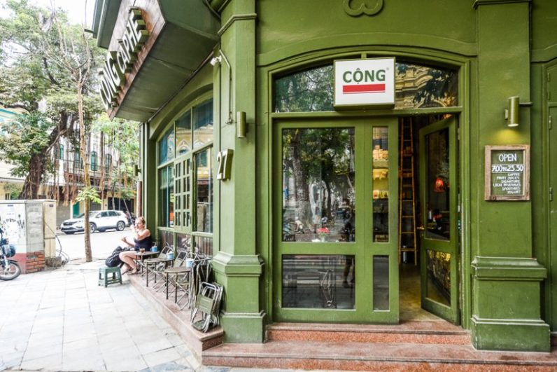 Hanoi – A Glimpse into French Indochine