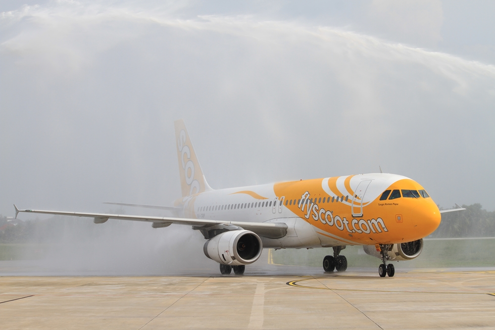 Kota Bharu Welcomes Scoot's First Direct Flight from Singapore
