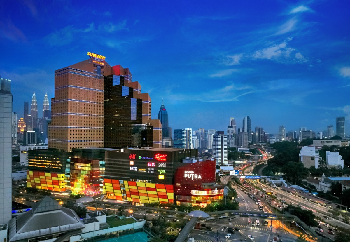Sunway Putra Hotel: Unmatched Convenience