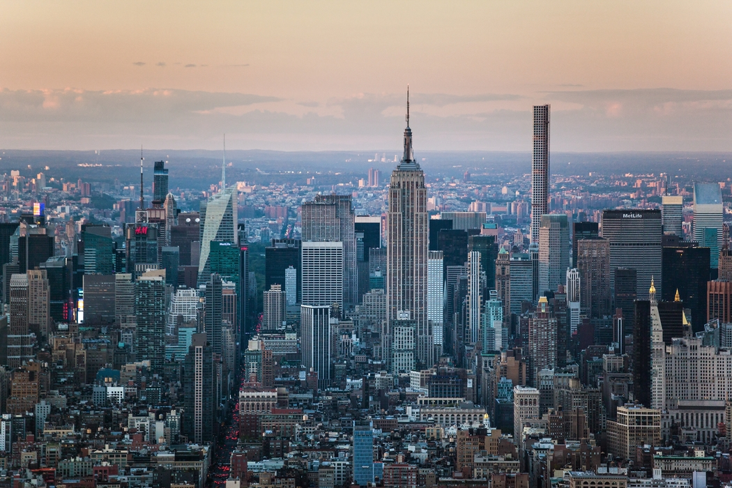 New York City as Seen on Screen