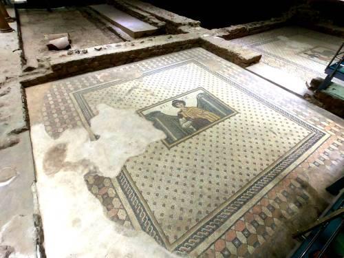 Haleplibahce Mosaic Museum
