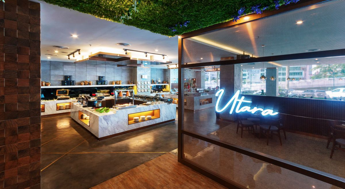 'Utara' Restaurant  Re-Opens With A Fresh New Look